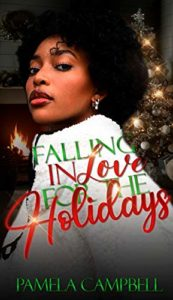 Falling in love for the holidays - Pamela Campbell