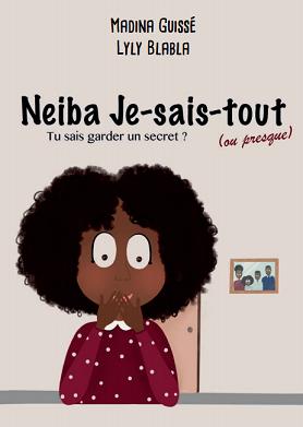 Neïba, nouvelle héroïne de la littérature jeunesse afro