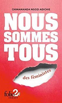 Nous sommes tous féministes, Chimamanda Ngozi Adichie