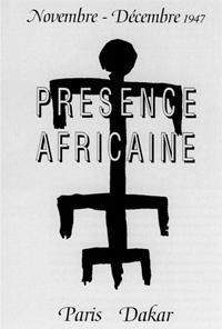 La revue Présence Africaine - 1947