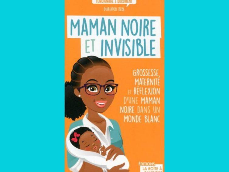 Maman noire et invisible, le tout premier livre pour femmes enceintes afrodescendantes