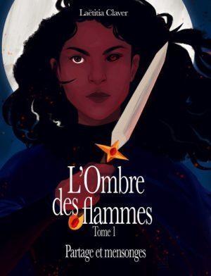 L'ombre des flammes, saga fantasy d'une autrice noire à découvrir